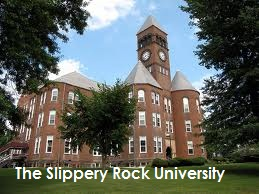 Welcome to the Slippery Rock University Website