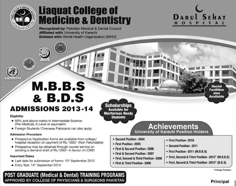 MBBS Scholarships