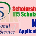 ETS Scholarships in Pakistan by NTS 2015
