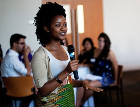 Donal Wehrung International Students Award