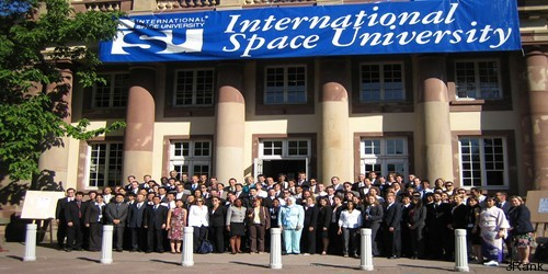 International Space University france