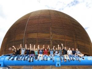 CERN Studentships in Summer