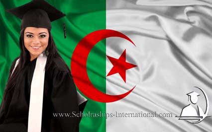 scholarships for Algerian Students, Algerian Students ,