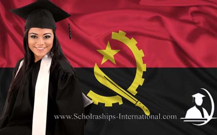 scholarships for Angolan Students