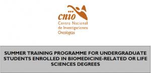 CNIO Laboratory Training Programme