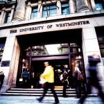 University of Westminster Scholarships for International Students in UK, 2018