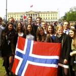 University of Oslo in norway