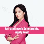 Fair & Lovely Foundation Scholarship