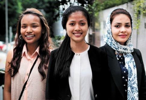 Asian University Women 64